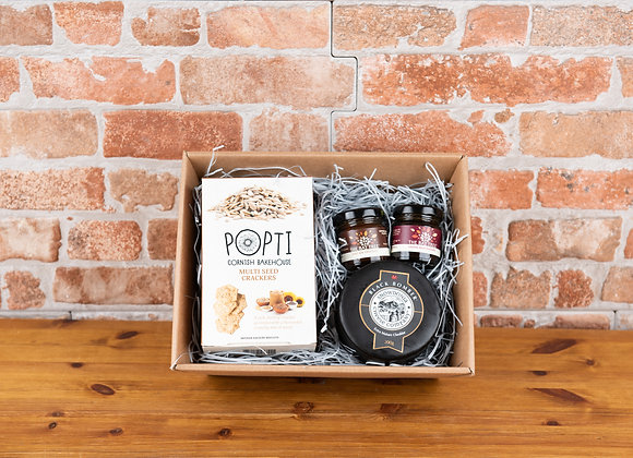 Small Cheese Gift Hamper