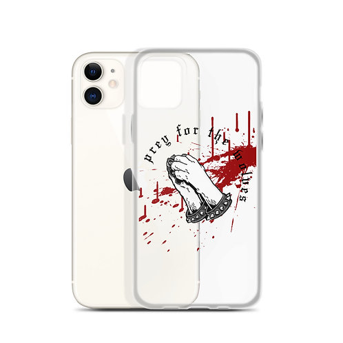 Prey for the Wolves iPhone Case