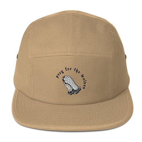 Prey for the Wolves Five Panel Cap