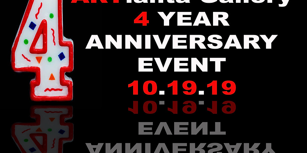 ARTlanta Gallery 4th Anniversary and Grand Opening of ARTlanta Camera Club