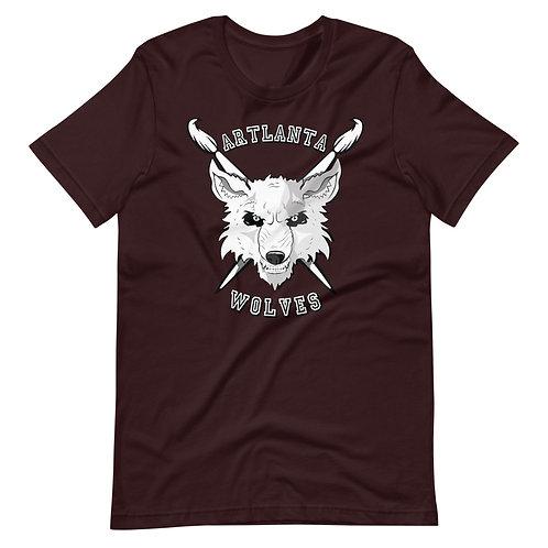ARTlanta Wolves Short-Sleeve Unisex T-Shirt