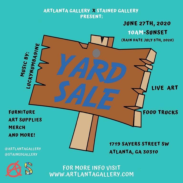 ARTlanta Yard Sale