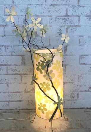 Flower Laurel lantern