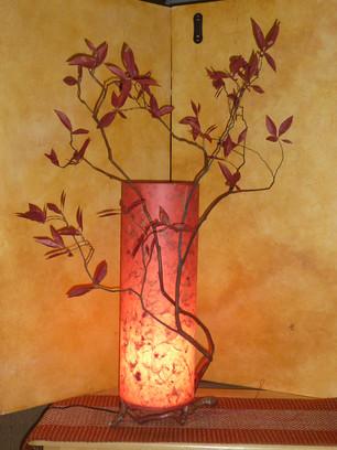 Red Mountain Laurel Lantern
