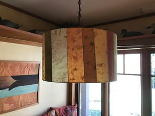 Hanging Drum Ceiling Shade