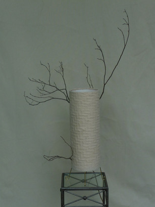 White Laurel lantern
