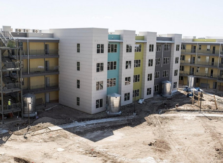 Poll: majority of Texans want state to step up role in affordable housing