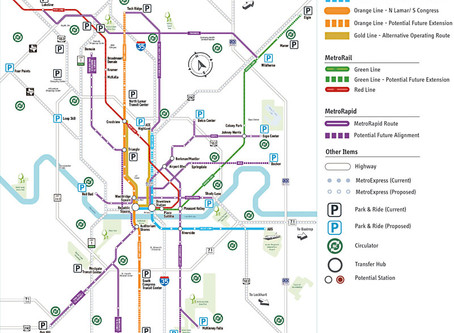 """City and Cap Metro Contemplate How to Make a """"Real City"""" Transit System"""