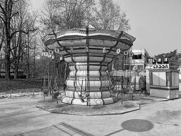 Parco Sempione, Milano, 2016