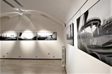 Milano istantanea, serie Peripolis, VR Gallery, Milano, 2007