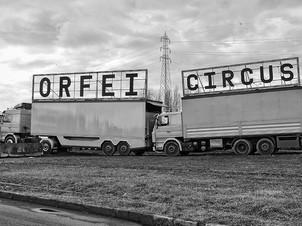 Circo Orfei, Milano, 2015