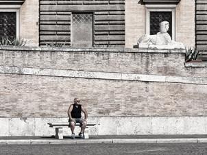 Piazza del Popolo, Roma, 2013