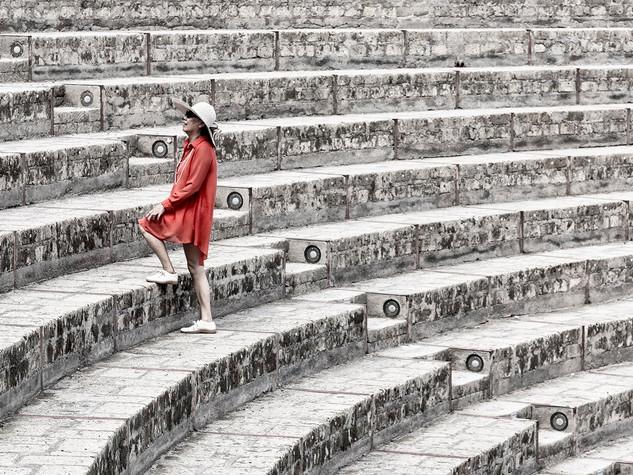 Teatro grande, Pompei, 2014 (courtesy Alidem)
