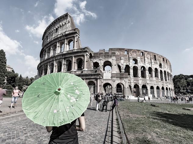 Colosseo, Roma, 2013 (courtesy Alidem)
