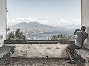 Dalla Certosa di San Martino, Napoli, 2014 (courtesy Alidem)