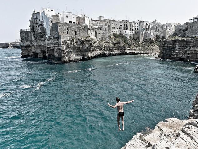 Polignano a Mare, Bari, 2013