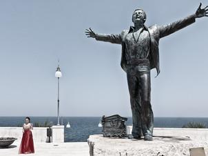 Polignano a mare, Bari, 2013 (courtesy Alidem)