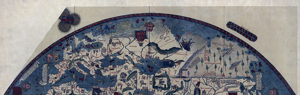 Old Genoese Map
