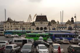 Vladivostock Central Station