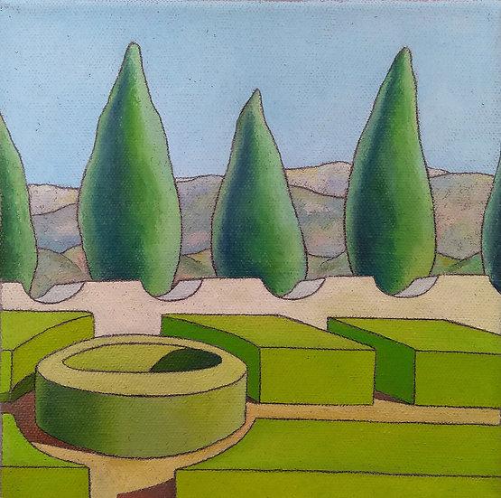 """Simone Bortolotti: """"Paesaggio 5/18"""""""