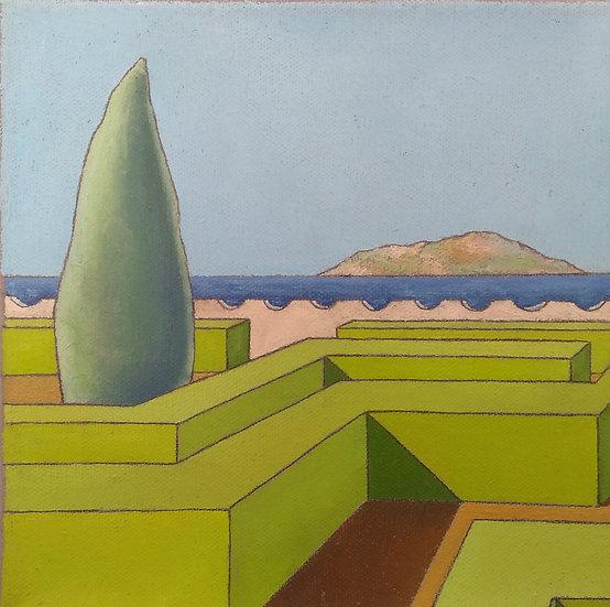"""Simone Bortolotti: """"Paesaggio 14/18"""""""