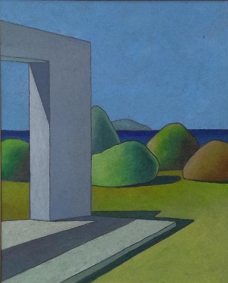 """Simone Bortolotti: """"Paesaggio 15/15"""""""