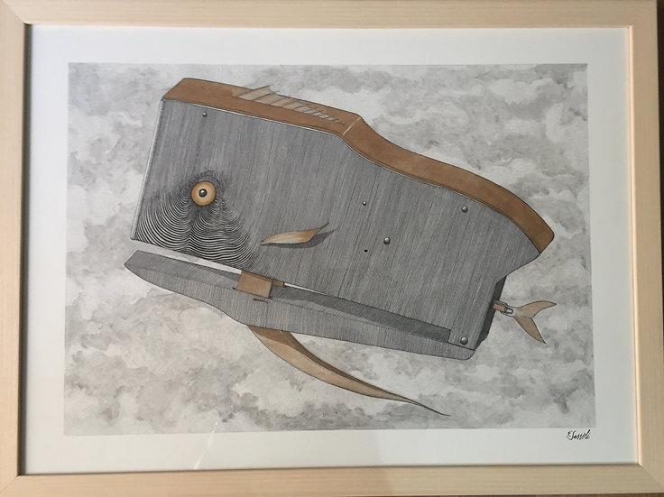 "Filippo Sassòli: ""Pesce spillatrice (Stapler Fish)"""