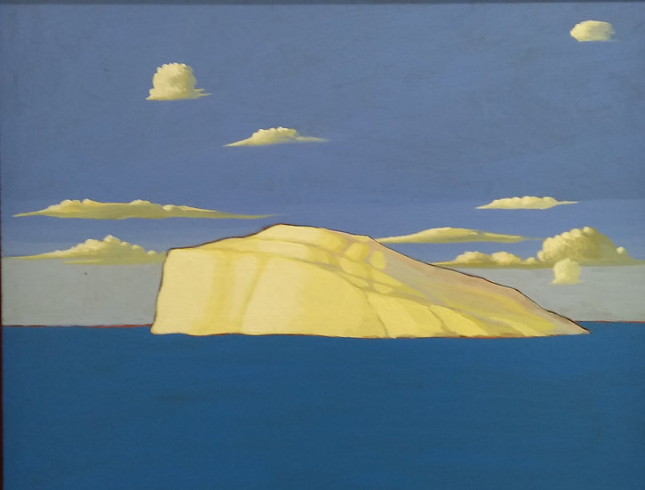 """Marco Manzella: """"Piccolo iceberg I"""""""
