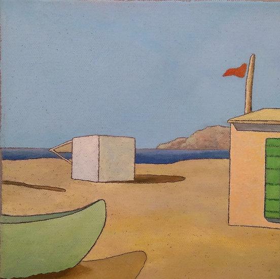 """Simone Bortolotti: """"Paesaggio 21/18"""""""