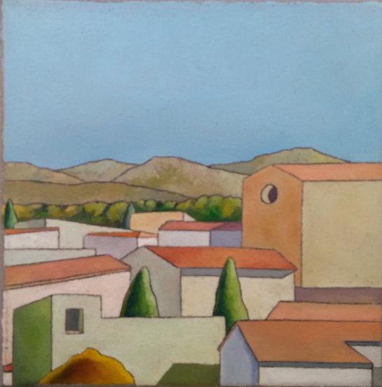 """Simone Bortolotti: """"Paesaggio 22/18 """""""