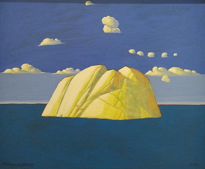 """Marco Manzella: """"Piccolo Iceberg IV"""""""
