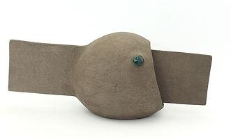 _tracotanza_, terra nera, lungh. 39 cm,