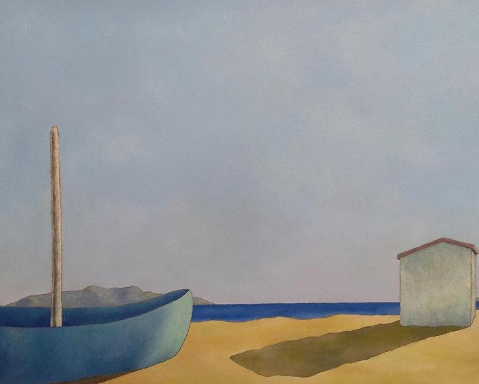 """Simone Bortolotti: """"Paesaggio 6/17"""""""