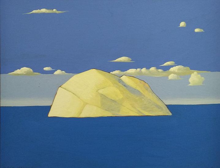 """Marco Manzella: """"Piccolo Iceberg II"""""""