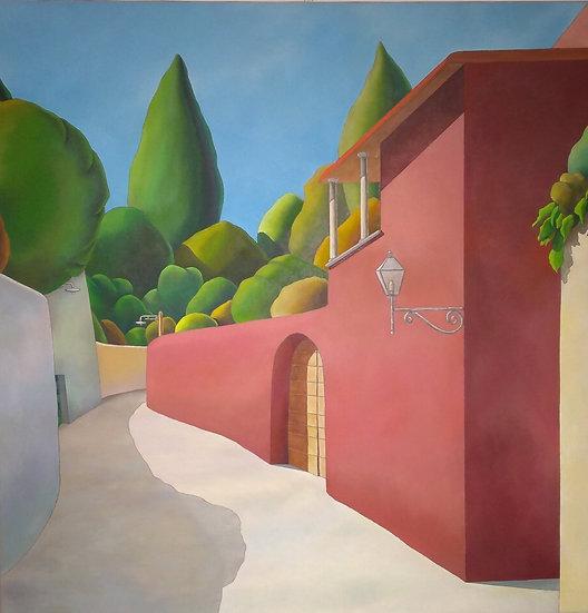 """Simone Bortolotti: """"Paesaggio 6/16"""""""