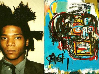 Biography of Artist Jean-Michel Basquiat