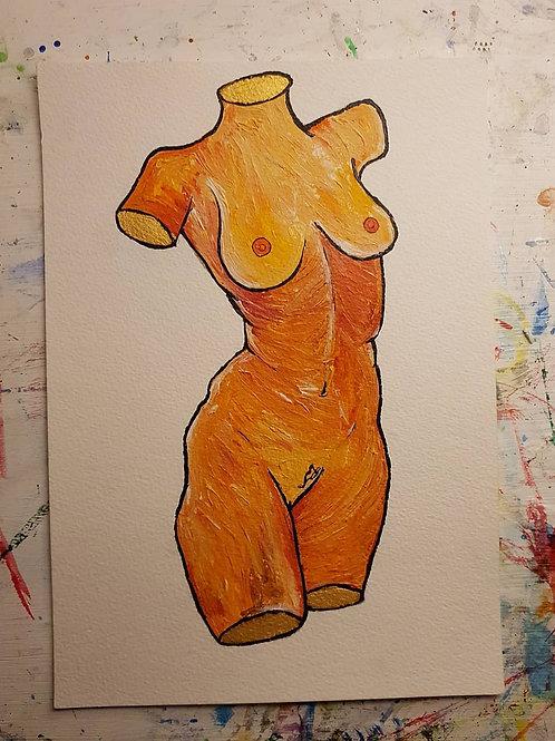 nude side