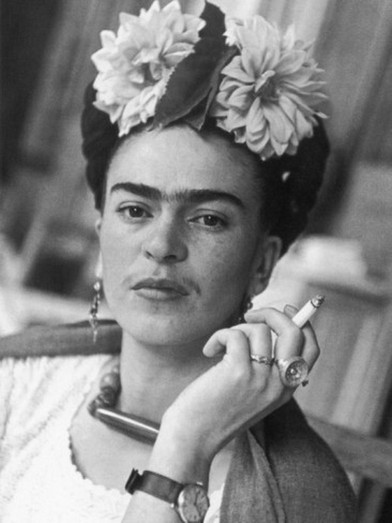 Frida Kahlo to Marty McConnell