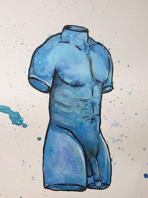 blue -N
