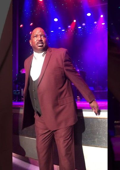 Comedian Carl Strong - LIVE in Concert