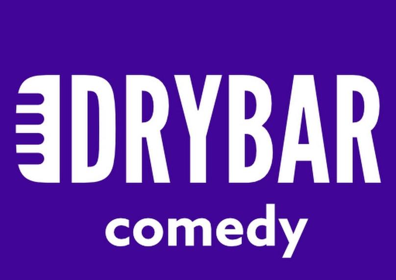 Dry Bar Comedy Logo