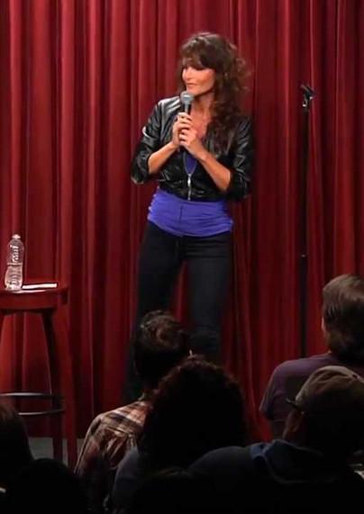 """Lisa Alvarado - """"The Latin Queen of Comedy."""""""