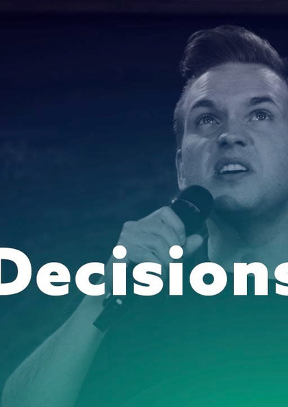 When You Make Bad Decisions. Matt Falk