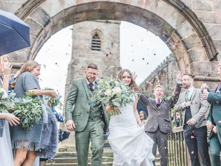 Eco-Friendly Weddings at Alcumlow Wedding Barn!