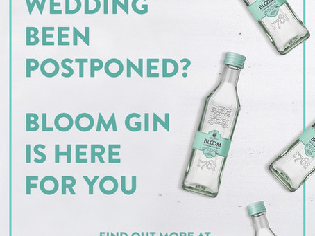 Bloom Gin Wedding Favours!