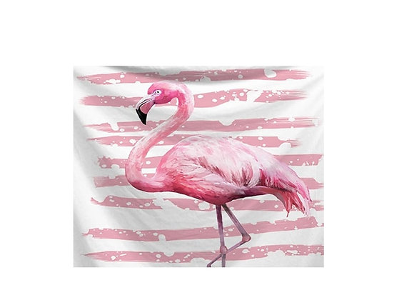 Trendy cute Flamingo tapestry Nordic home decor teens dorms affordable free shipping
