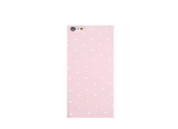 Cute Pink Dots Phone Case
