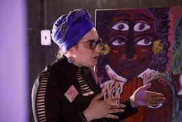 Yara El Safi speaks about her work