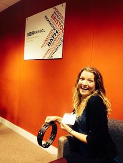 The BBC live radio session