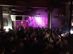 The Shuffles Band live club gig